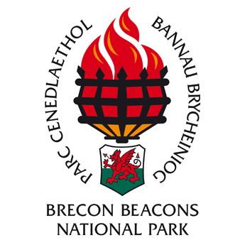 Brecons Beacons National Park Logo